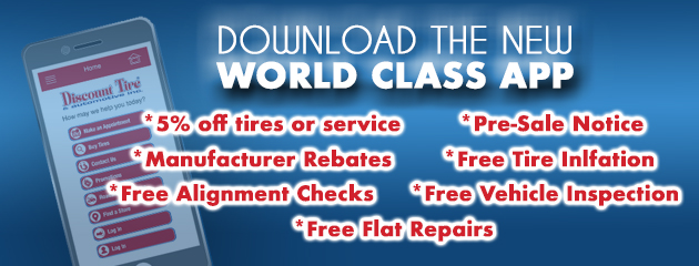 Download Our New WORLD CLASS APP!!
