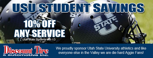 USU Students receive 10% OFF Any Service