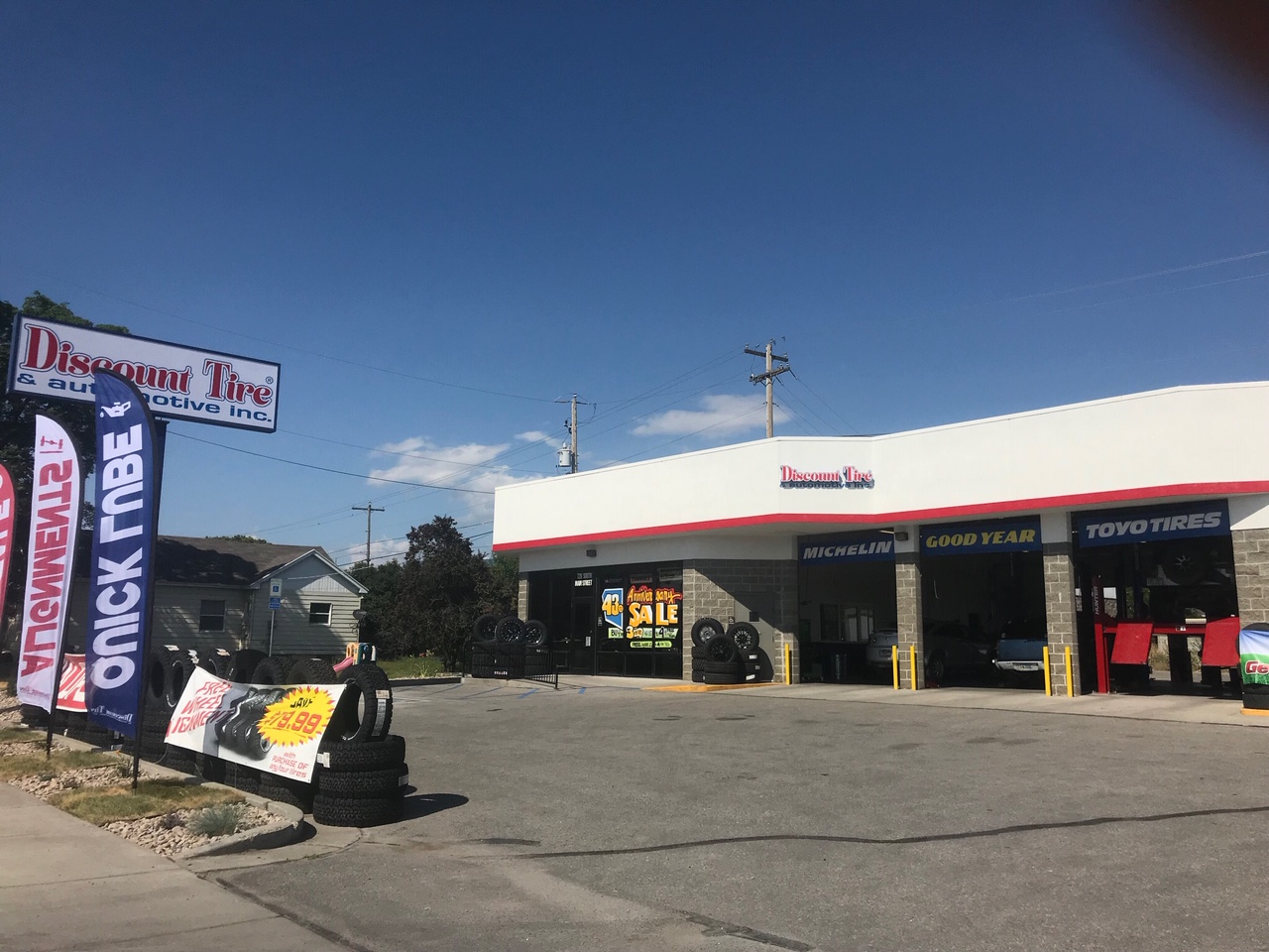 Discount Tire Pocatello >> Welcome To Discount Tire Automotive