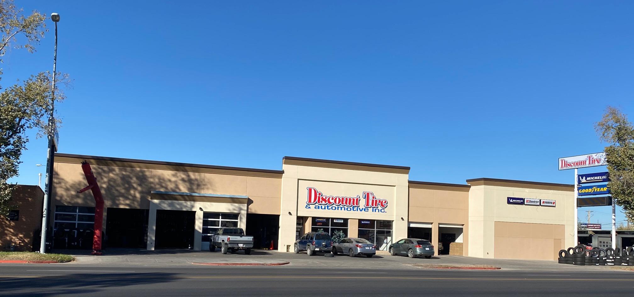 Discount Tire Logan