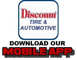 Download our Mobile APP at Discount Tire in Logan, UT 84321, Providence, UT 84332 and Smithfield, UT 84335
